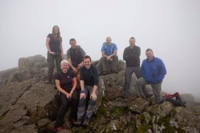 Great Gable July 8th 2012