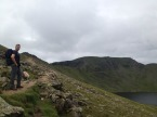 Striding Edge July 20th 2012