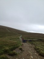 Twitteratti walk - Hayeswater round August 26th